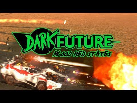 Dark Future: Blood Red States - Official Trailer thumbnail
