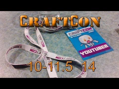 Brněnský CraftCon 10-11.5 2014