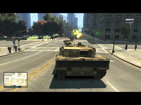 Демо EFLC in Style GTA V