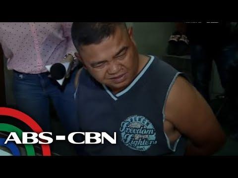 [ABS-CBN]  TV Patrol: Hepe ng pulis arestado sa 'pagnanakaw' sa mga nahuhuling suspek