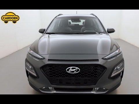 Hyundai Kona premium edition 120 AT