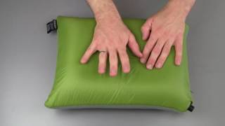 COCOON Ultralight Air-Core Travel Pillow review