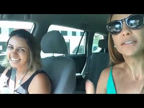 IVETE PEDE CARONA PARA FÃ: 'ELA TÁ ACHANDO QUE É PEGADINHA'