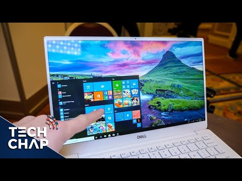 Dell XPS 13 (9380) Hands-On - What's New? | The Tech Chap