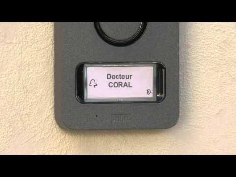 Programmer les badges de contrôle d'accès du Kit Note ERP