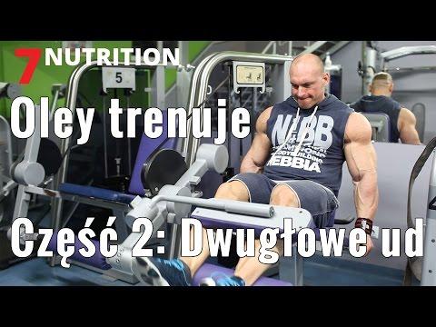 Ćwiczenia na mięśnie pleców w kulturystyce wideo