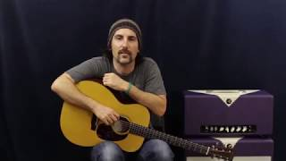 Tom Petty Won't Back Down - Chords On Guitar - Acoustic Guitar Lesson - Beginner