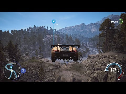NFS Payback - Finding all Volkswagen Beetle Derelict Part Locations