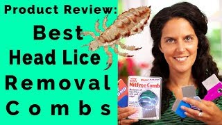 Product Review: Best Head Lice and Nits Removal Combs