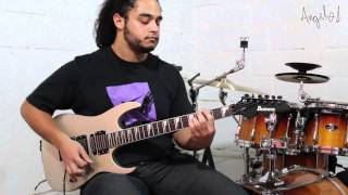 Dream Theater - Only A Matter Of Time By Angelo Santos (Full Guitar Cover)