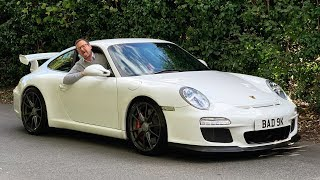 Tony Can't Stop Buying Porsche GT3s!