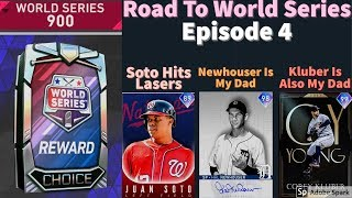 Road To World Series! (Episode 4) - Corey Kluber And Hal Newhouser Are My Fathers. [MLB The Show 20]