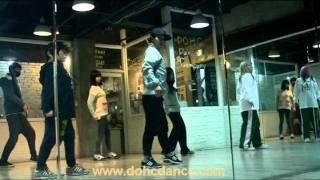 dohc춤배우기 Alicia Keys - Lover Man