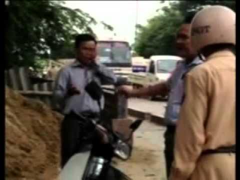 Clip đầy đủ CSGT bắn kẻ vi phạm ngông cuồng tại Thanh Hoá
