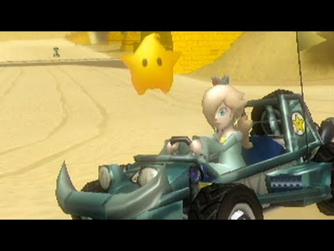 Mario Kart Wii Walkthrough 150cc Shell Cup Grand Prix Dry