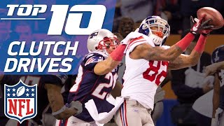 Top 10 Clutch Drives of All-Time | NFL Films