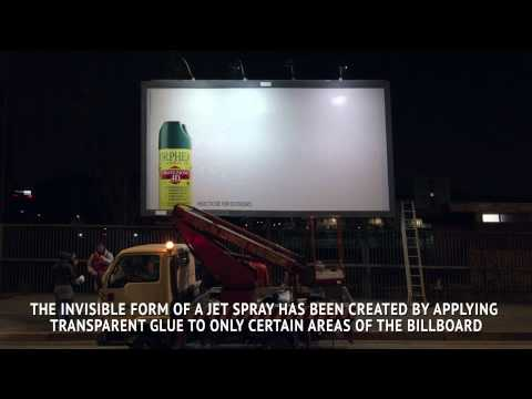 The Billboard that Killed Over 200,000 Bugs!