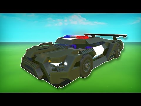 High Performance Police Car, Helicopters and MORE! - Top of the Shop - Scrap Mechanic Best Builds