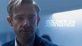 John Watson    Soldier On