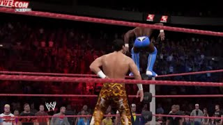 WWE 2K15 [EXTREME MOMENTS] Bumps & Edits - Oblivion