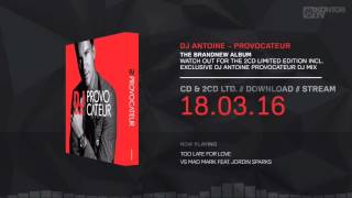 DJ Antoine - Too Late For Love feat Jordin Sparks (Preview)