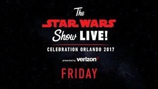 Star Wars Celebration Orlando 2017 Live Stream – Day 2   The Star Wars Show LIVE!