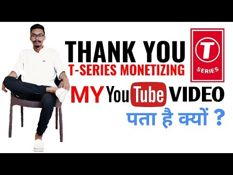T-Series Monetizing My Videos | What is Monetized By Claimant | How To Tackle Copyright Strike
