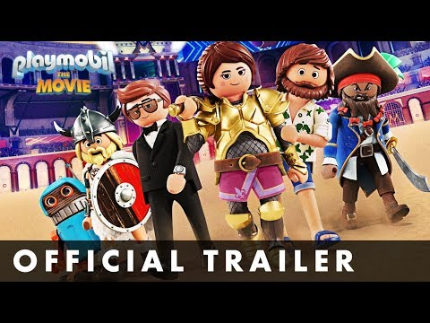 Playmobil trailer