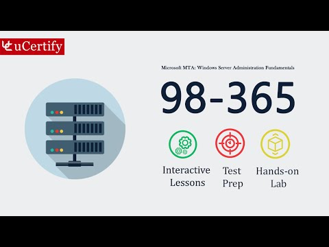 Microsoft 98-365 Complete (Course & Lab) - YouTube