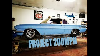 Project 200 MPH in the Half Mile! | BUILD TUNE RACE 6