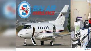 Choose Air Ambulance from Bhopal with Complete Medical Features
