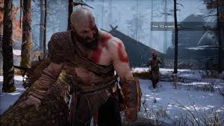 God Of War_ LEAVE MY HOME