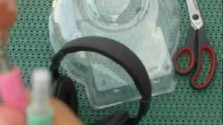 LogiLink High Comfort Stereo Headset - Unboxing [Deutsch] [HD] [Nils]
