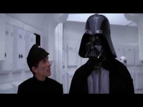 Ha Schwarzenegger lenne Vader hangja