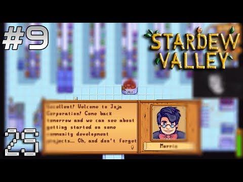 Stardew Valley | 2S | #9 Jsem členem Joja martu