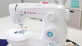 SINGER® FASHION MATE™ 3342 Sewing Machine - Buttonhole