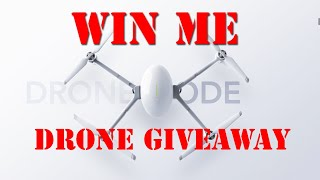 Win a POWEREGG-X Drone just by answering 5 easy questions