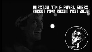 Russian Tim and Pavel Bures Live at Rockets From Russia Fest 2018 #9
