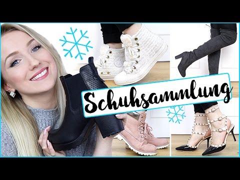 SCHUHSAMMLUNG 2017 - Meine liebsten Sneaker & High Heels + Shopping Links! - TheBeauty2go