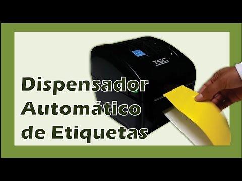 Dispensador Peeler Automático de Etiquetas para Impresoras