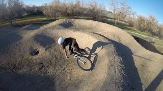 Beck Lake Bike Park Pump Track