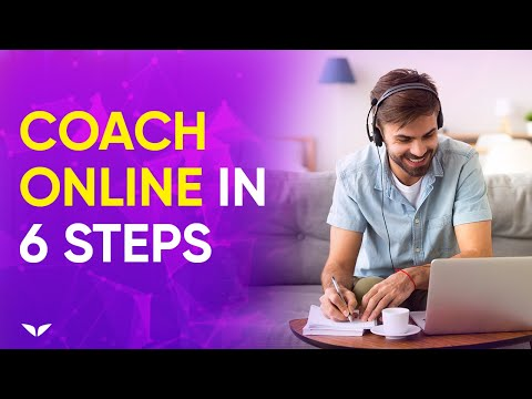 How To Create Your First Online Coaching Course
