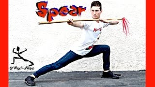 Wushu Spear