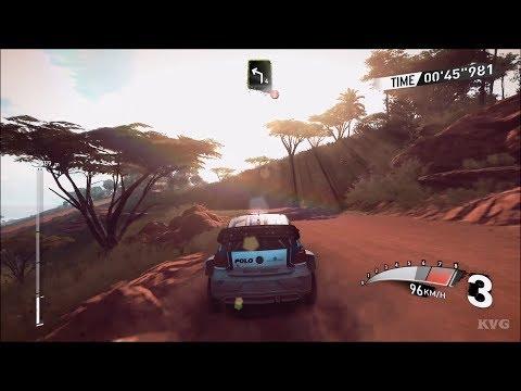Gameplay de V-Rally 4