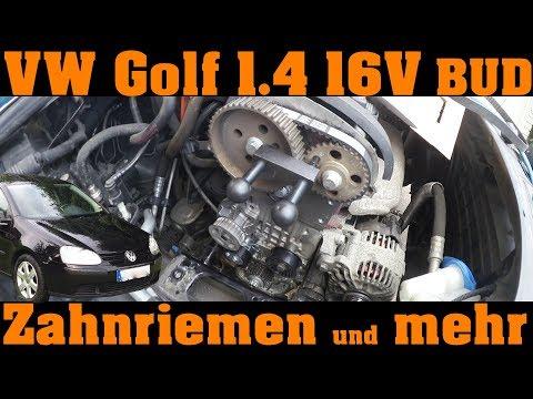 Zahnriemen wechsel - Golf 5 1.4 Motorcode BUD 🔧🔧🔧