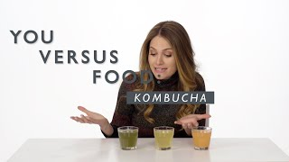 Is kombucha good for you? A dietitian explains the benefits | You Versus Food | Well+Good