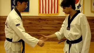 04 – High Yellow Belt Hapkido