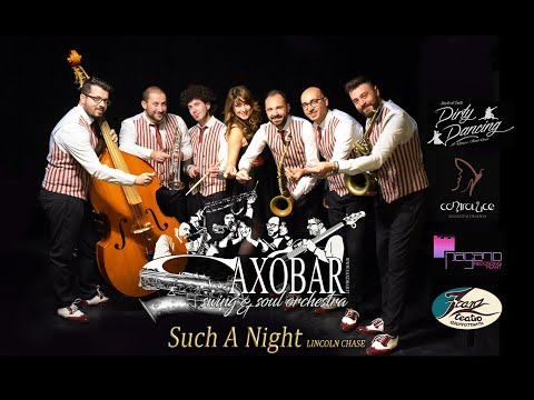 Saxobar swing and soul orchestra Matrimoni, locali, concerti Cosenza musiqua.it