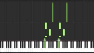 Colonel Bogey March Piano Tutorial (Synthesia)