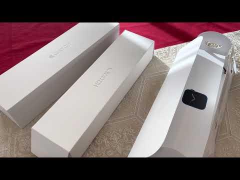 Apple Watchシリーズ1と446比較❗️ 久々にシリーズ1の箱を開けてみたらビックリした‼️そしてさらにシリーズ6購入❣️